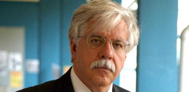 O filósofo e professor aposentado da Unicamp Roberto Romano