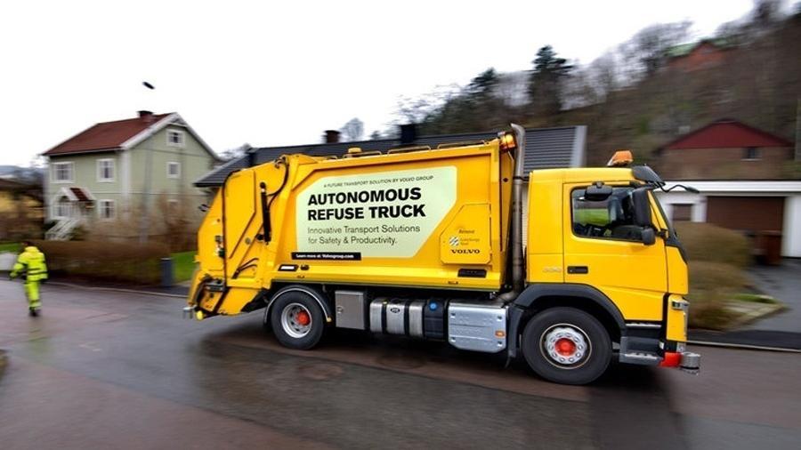 66cceca600c Agora é a vez dos caminhões de lixo ganharem versões movidas a bateria