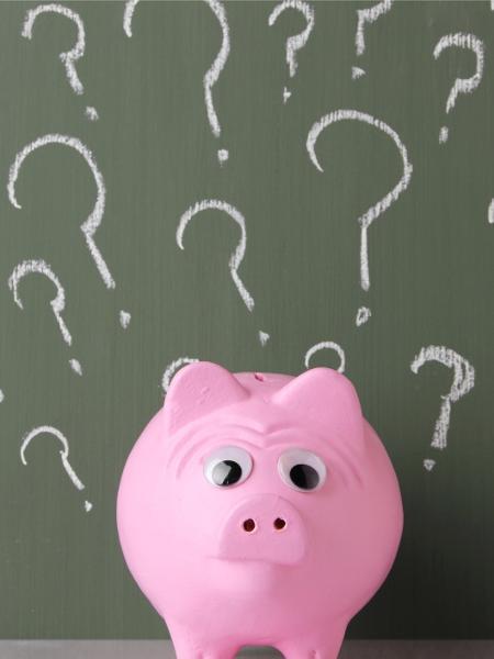 Veja quanto vai render a poupança se a alta dos juros e desaceleração da inflação previstas pelos economistas se confirmarem - Getty Images