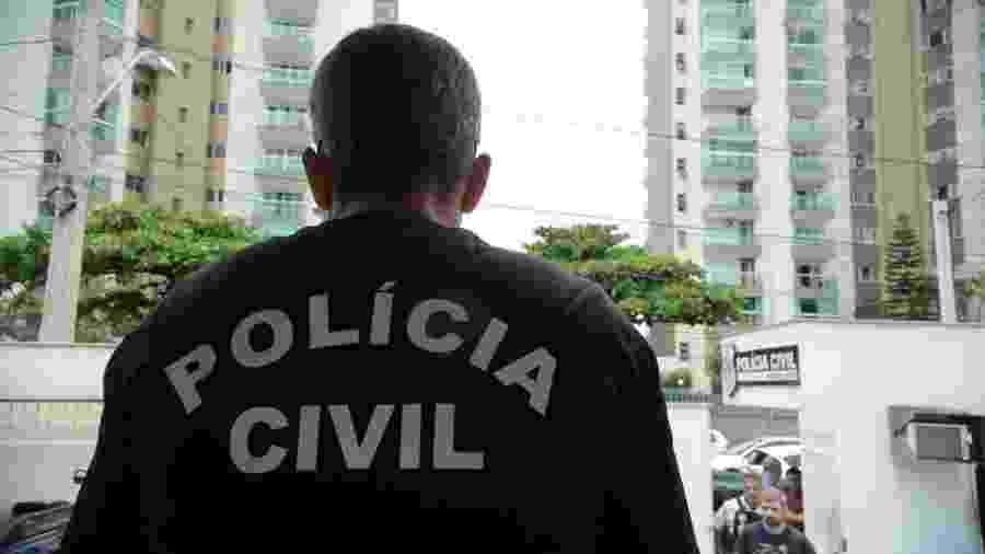 Polícia Civil - Tânia Rego/Arquivo/Agência Brasil