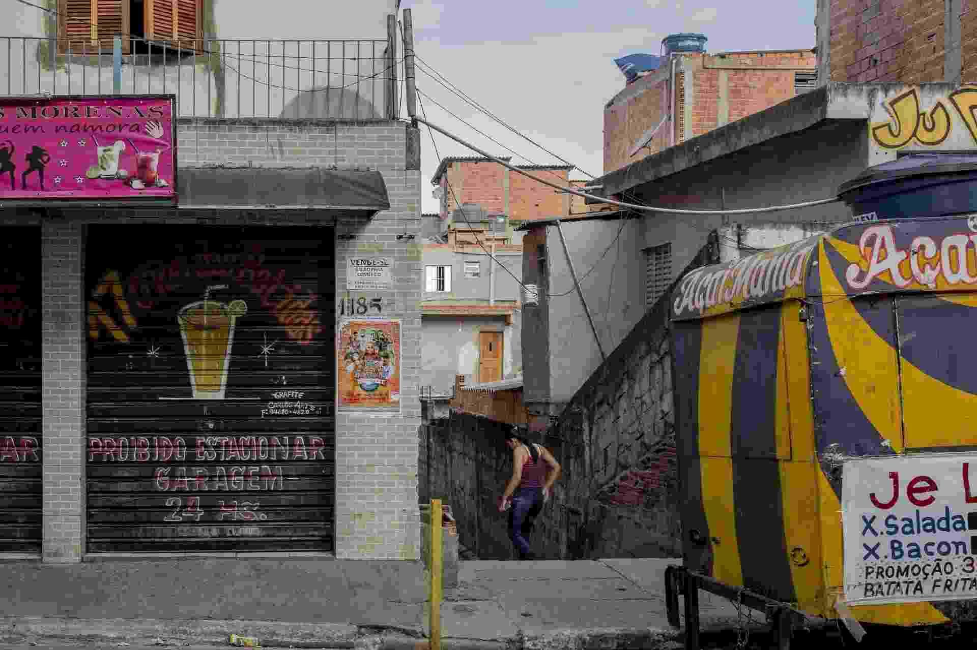 Paraisópolis - Adriano Vizoni/Folhapress