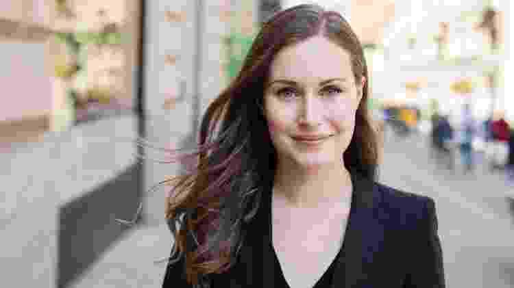 Marin se aproximou da política em 2006, quando tinha cerca de 20 anos - Laura Kotila