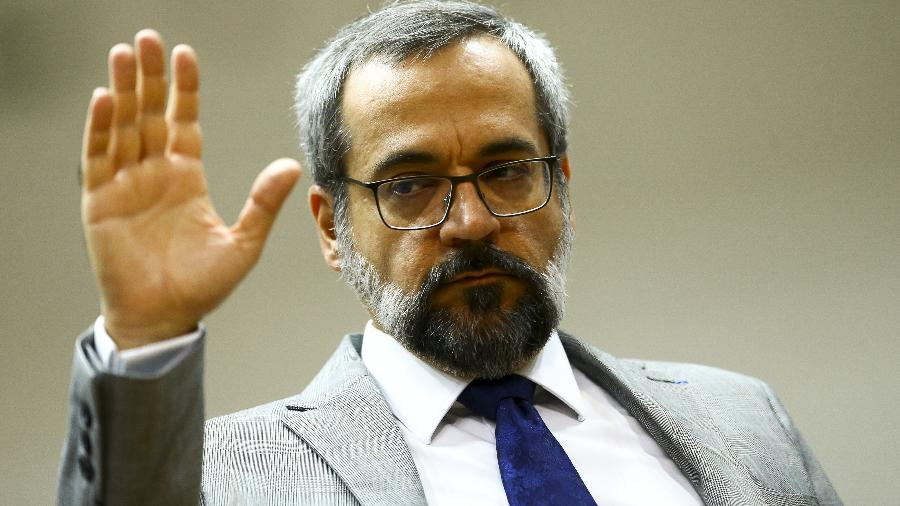 """Parlamentares apontaram a """"ineficiência do ministro da Educação quanto à gestão das políticas de alfabetização"""" - Marcelo Camargo/Agência Brasil"""