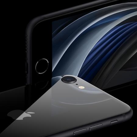 Visual do novo iPhone SE foi tema de piadas na web - Divulgação/Apple