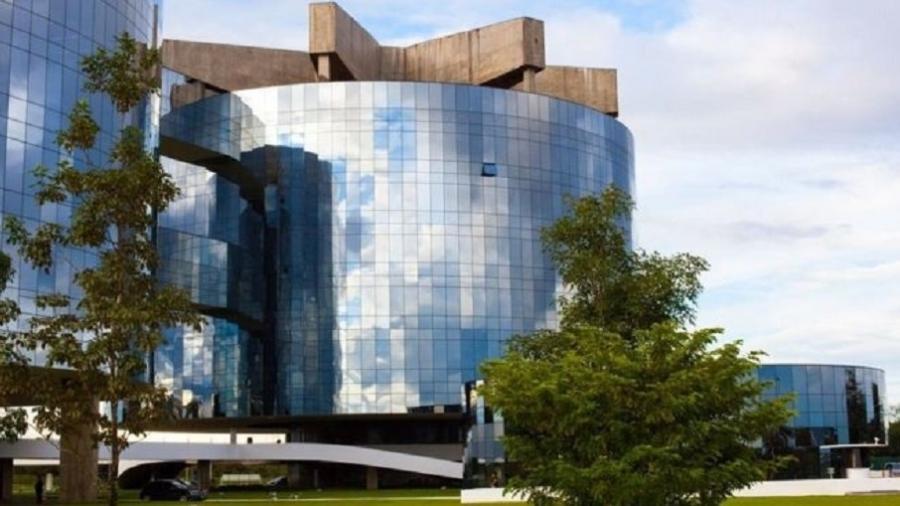 A sede da PGR, em Brasília; a PGR (Procuradoria-Geral da República) enviou parecer contrário à decisão do STF em suspender a dívida de MG com a União - MPF