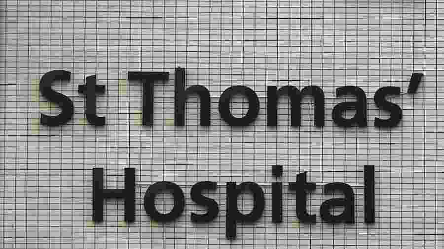 Hospital Saint Thomas, onde Jann e Annalan se casaram - Dan Kitwood/Getty Images