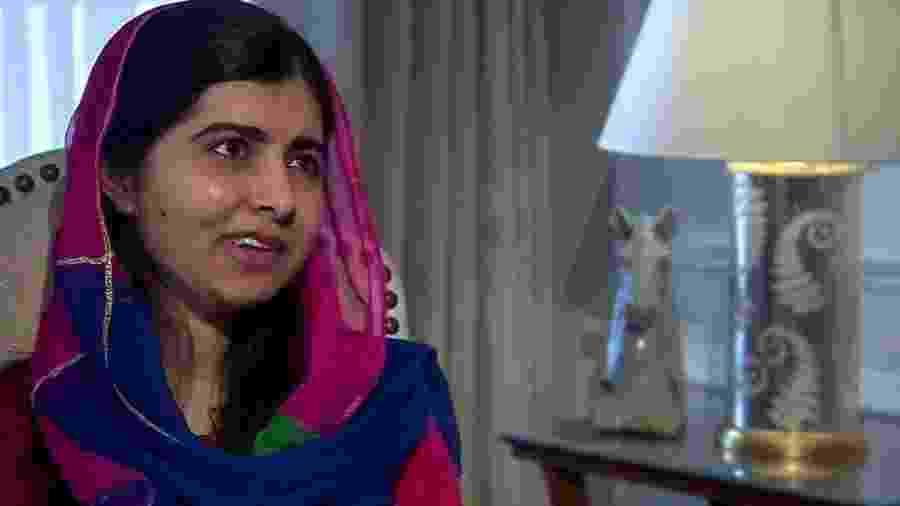 """""""Conheci garotas em todo o país e aprendi sobre sua luta pela educação e por igualdade, portanto sei muito bem quão fortes são as meninas brasileiras"""", diz Malala em entrevista exclusiva à BBC News Brasil - BBC"""