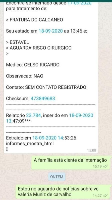 WhatsApp - Reprodução - Reprodução
