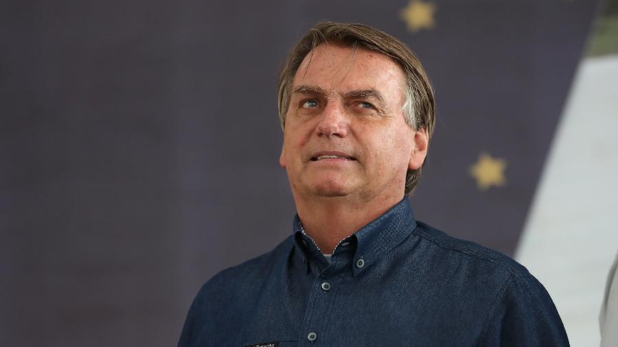 Jair Bolsonaro criou Câmara de Regras Excepcionais para Gestão Hidroenergética - Marcos Corrêa/Presidência da República