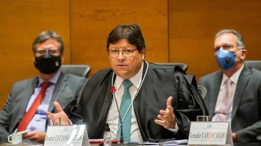"""""""Verba foi reconhecida em decisão do STF"""", disse assessoria de Luciano Mattos - Divulgação/MPRJ"""