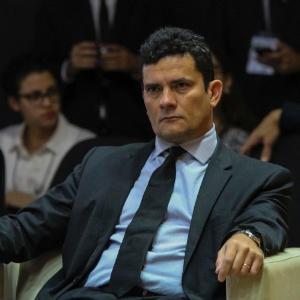 O juiz federal Sérgio Moro, responsável pela Operação Lava Jato