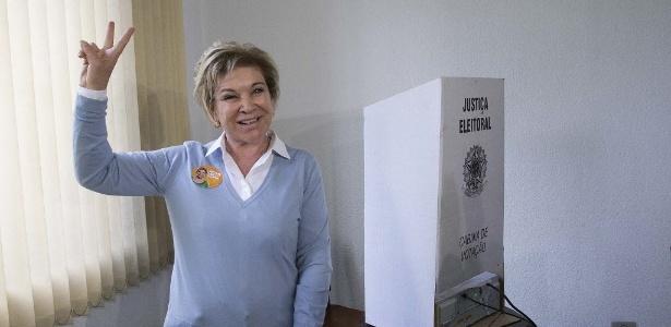 Marta chegou a aparecer na 2ª colocação nas pesquisas, mas acabou em 4º