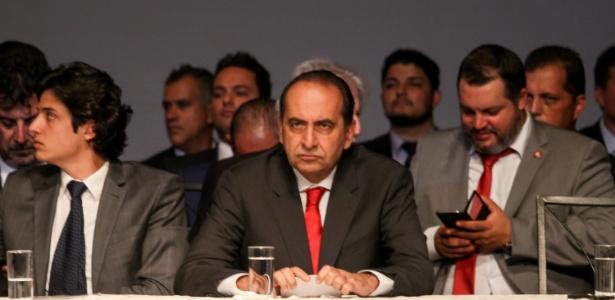O prefeito eleito de Belo Horizonte, Alexandre Kalil, se pronuncia sobre evento cancelado na Savassi