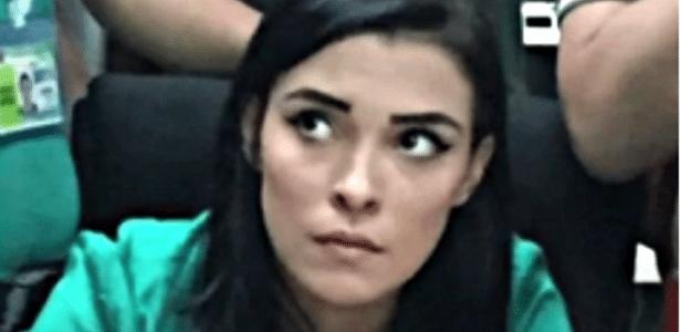 A brasileira Yasmin Fernandes Silva está presa desde outubro