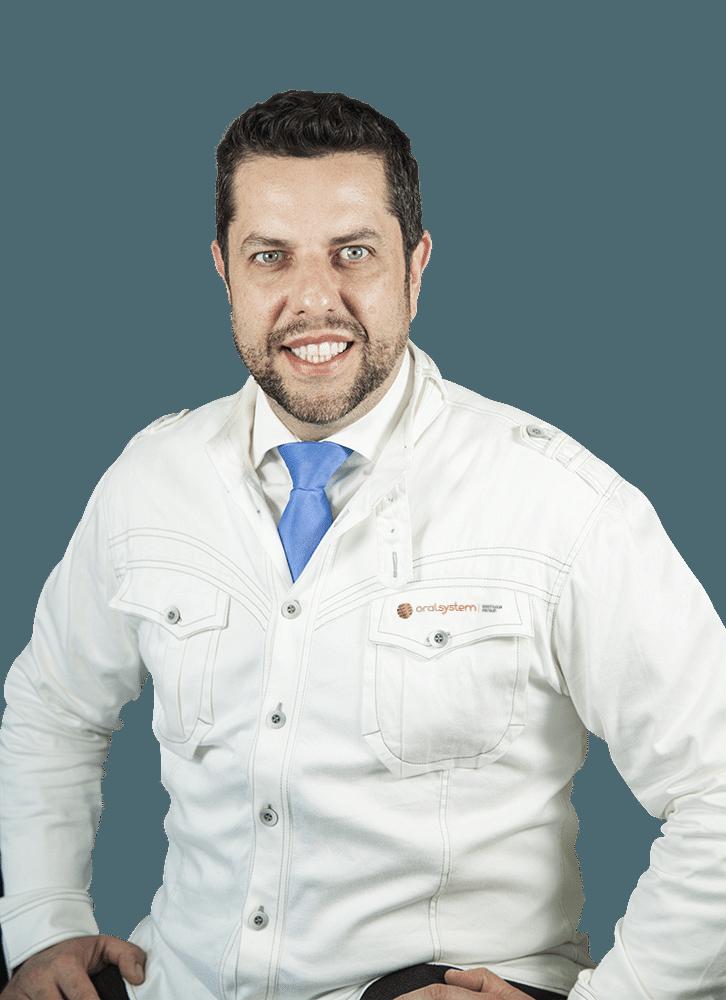 O dentista Anderson Bernal