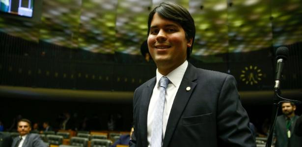O deputado federal André Fufuca (PP-MA) é o presidente interino da Câmara - Pedro Ladeira/Folhapress