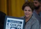 Ao se desculpar em discurso por rouquidão, Dilma acertou mesmo errando - Mauro Pimentel/Folhapress
