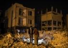 Iranianos se revoltam com construções malfeitas na região do terremoto - Arash Khamooshi/The New York Times