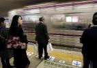 Trem parte 25 segundos adiantado e empresa ferroviária pede desculpas no Japão (Foto: Thomas White/Reuters)