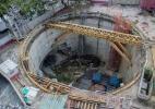 Obras da Odebrecht para o metrô de Caracas estão paradas - Rayner Peña/UOL