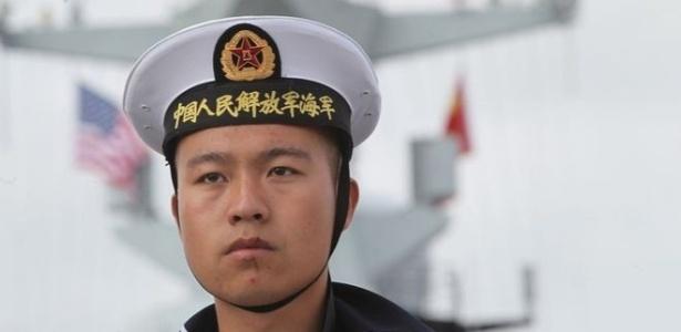 A China busca criar a maior Armada do mundo