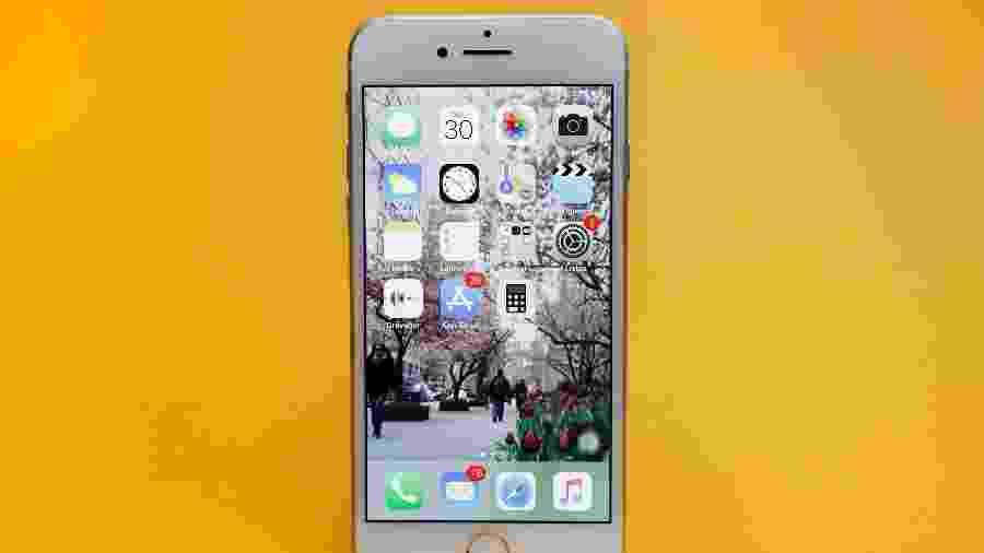 iPhone 8 pode ser uma boa opção ainda - Lucas Lima/UOL