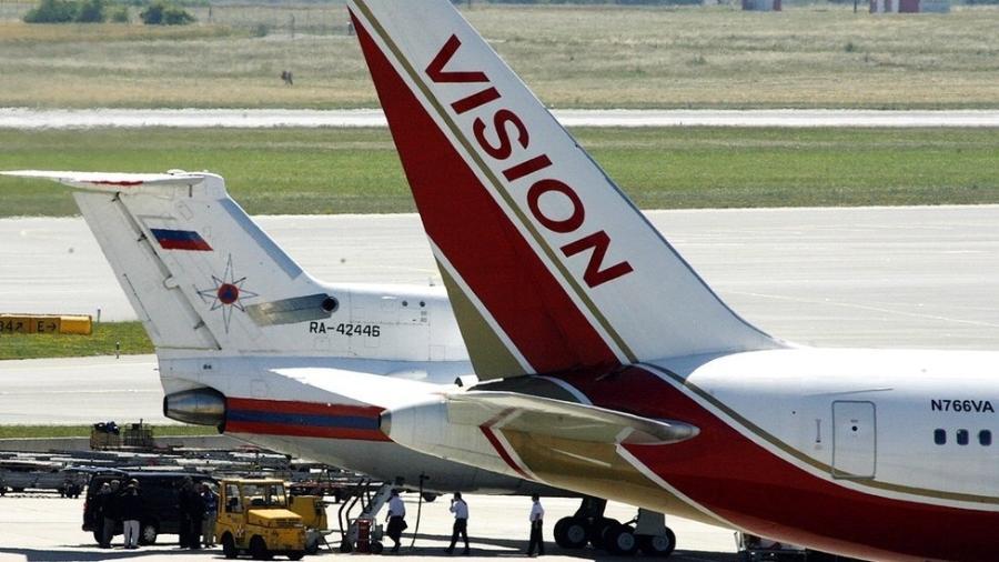 Entre os espiões trocados no aeroporto de Vienna em 2010 estava Sergei Skripal, envenenado em Salisbury neste ano. - Getty Images