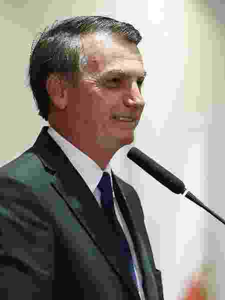 O presidente Jair Bolsonaro (PSL) - Marcos Corrêa/PR