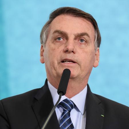 No Twitter, presidente também anunciou a criação de uma nova legenda, a Aliança pelo Brasil - Isac Nóbrega/PR