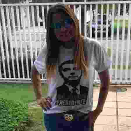 Promotora Carmem Eliza Bastos - Reprodução/Instagram