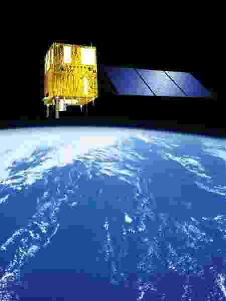 Proliferação de satélites ao redor da Terra, incluindo alguns espiões, causa preocupação  - Divulgação/Inpe