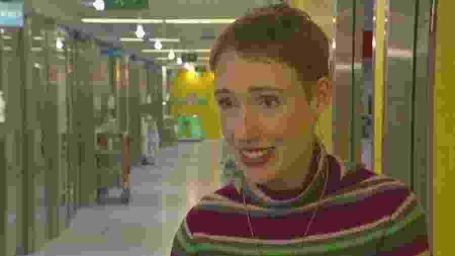 Audrey Schoeman afirmou não lembrar de nada ligado às seis horas em que passou inconsciente - Reuters