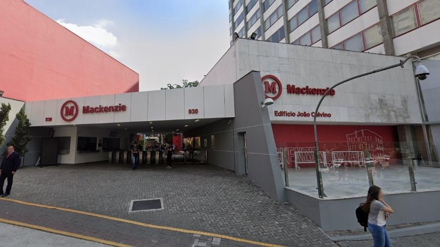 Mackenzie suspende atividades acadêmicas por uma semana devido ao coronavírus  - Google Maps/Reprodução