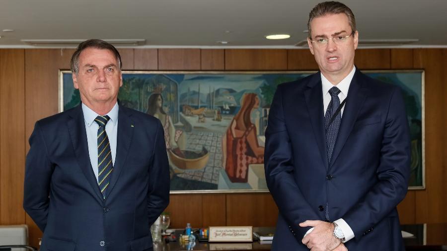 Bolsonaro quis nomear Alexandre Ramagem, mas colocou Rolando Alexandre de Souza (foto) na PF - Isac Nóbrega/PR/Divulgação