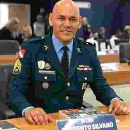 Sargento Silvano (PSD), vereador de Belém - Arquivo pessoal