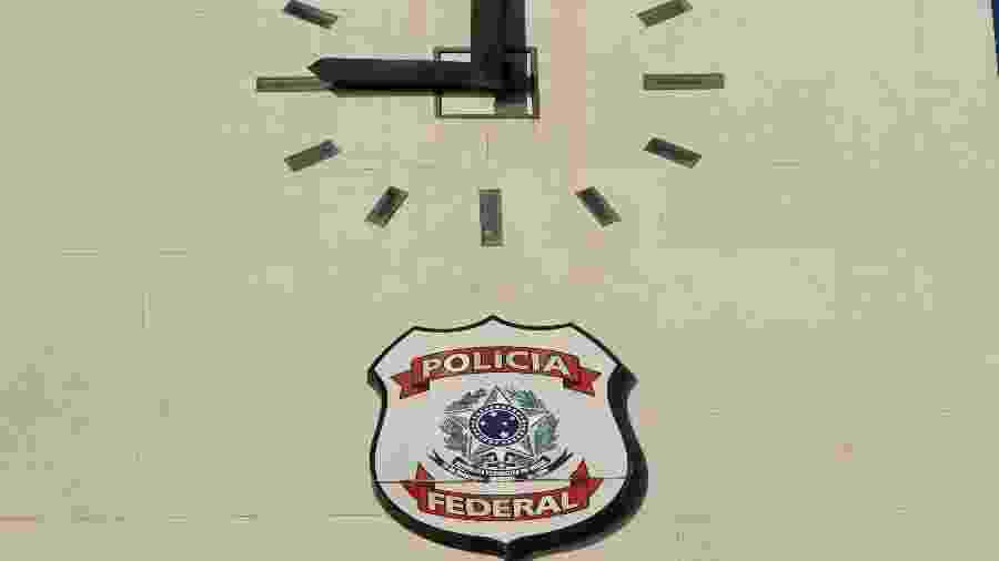 Fachada da Polícia Federal em São Paulo -  JOSE LUCENA/FUTURA PRESS/ESTADÃO CONTEÚDO