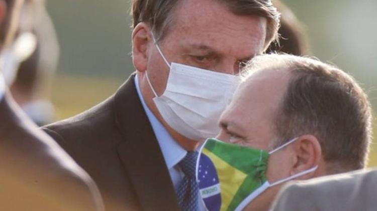 O governo de Bolsonaro tem sido amplamente criticado por gerenciar a pandemia - Reuters - Reuters