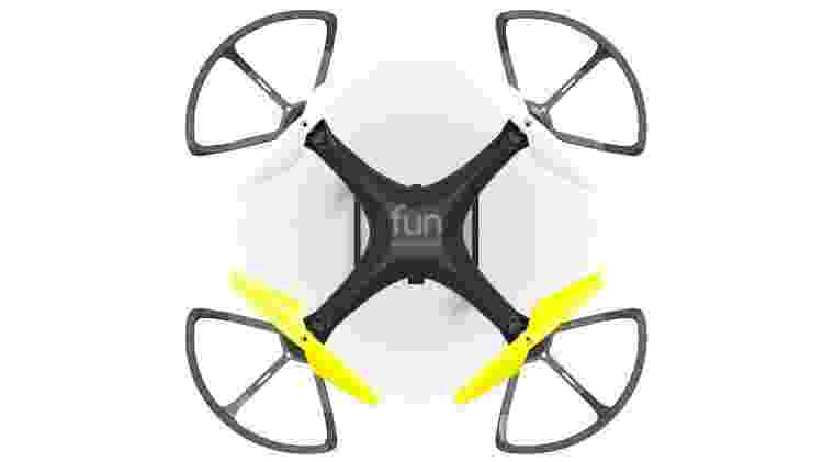 Drone Fun Alcance - Divulgação - Divulgação