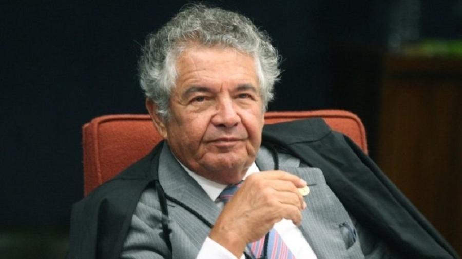 Ministro Marco Aurélio Mello prega amor à constituição após votação de reeleição da presidência da Câmara dos Deputados e Senado Federal - Nelson Jr./STF