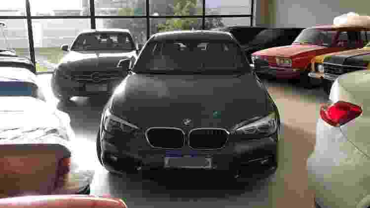 Carros de luxo são apreendidos na Operação Predestinado, que investiga superfaturamento de contratos da UniRio - Divulgação/Polícia Federal - Divulgação/Polícia Federal