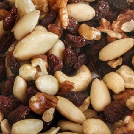 Em misturas de frutas secas, castanhas-do-pará tendem a estar na superfície, mas por quê? - Getty Images