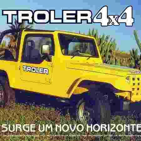 Troler  - Divulgação  - Divulgação