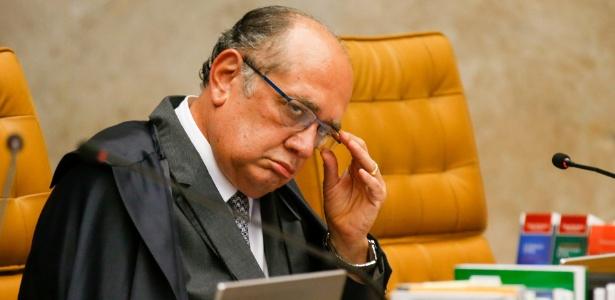 Ministro Gilmar Mendes (foto) acatou pedido do procurador-geral da República Rodrigo Janot, mas fez críticas