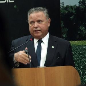 19.mai.2016 - Blairo Maggi, Ministro da Agricultura, Pecuária e Abastecimento