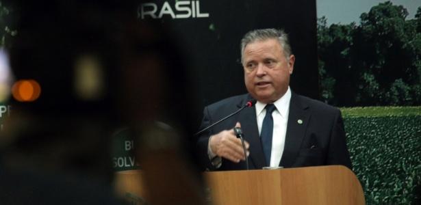 """Blairo Maggi diz """"não saber do que está sendo acusado""""."""