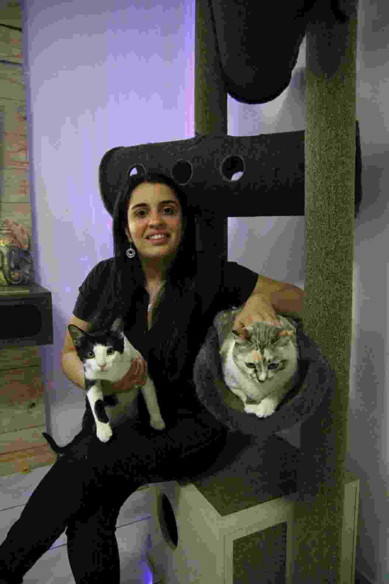 Fernanda Prado, da Cozy Gatos - Divulgação
