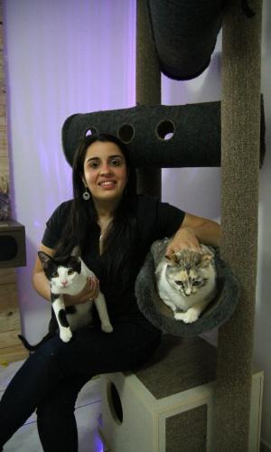 Fernanda Prado, da Cozy Gatos