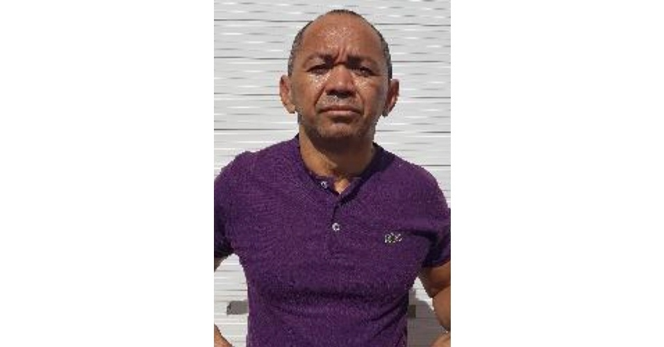 Alcides Pereira de Aquino; crime: tráfico