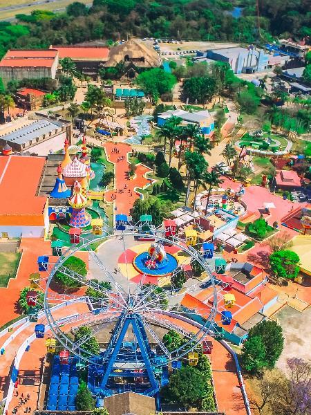 Parque seria reaberto em 4 de julho; nova data ainda não foi definida - Divulgação