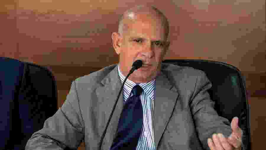 27.jan.2016 - O ex-general Venezuelano, Hugo Carvajal - EFE